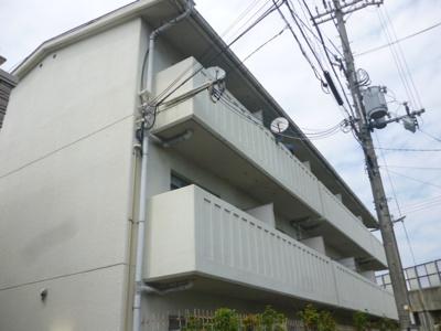 【外観】山崎第10マンション