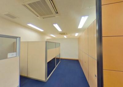 【内装】ヴェルタワー下関駅前マリンビュー 事務所