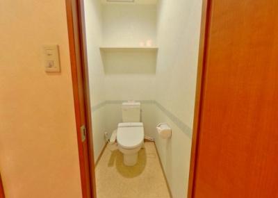 【トイレ】ヴェルタワー下関駅前マリンビュー 事務所