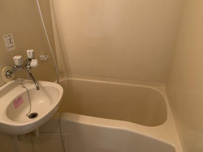 【浴室】メゾンイワイデA