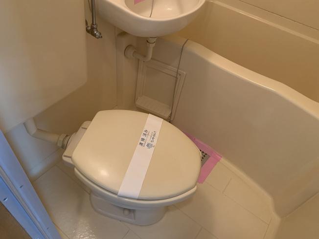 【トイレ】メゾンイワイデA