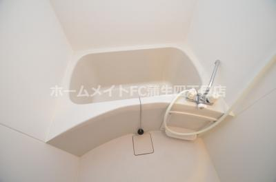 【浴室】パーラム高殿