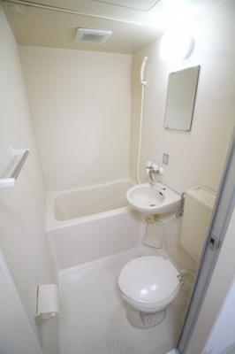 【浴室】シンプルライフ六甲