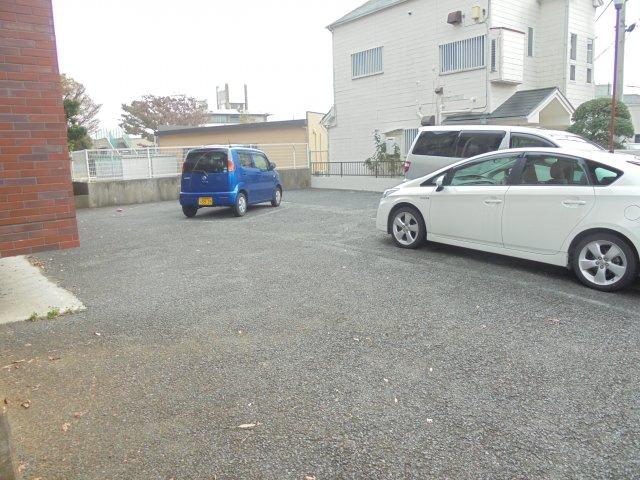 【駐車場】マンションなしや1号棟