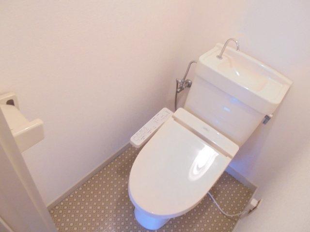 【トイレ】マンションなしや1号棟