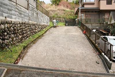 【周辺】入間郡越生町黒山 売地