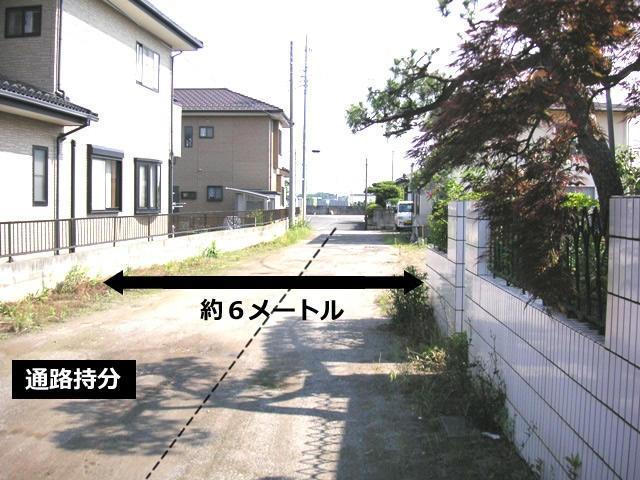 【周辺】行田市犬塚 売地
