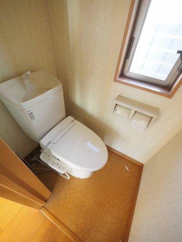 【トイレ】久喜市栗原4丁目 中古一戸建て