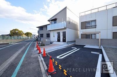 【駐車場】シャーメゾン梶島