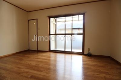 【寝室】三軒家西貸家