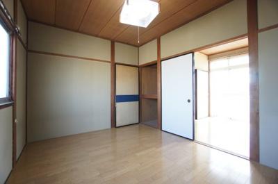 【居間・リビング】駒形町貸住宅