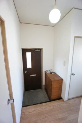 【玄関】駒形町貸住宅