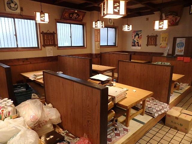 【内装】中川6丁目 店舗