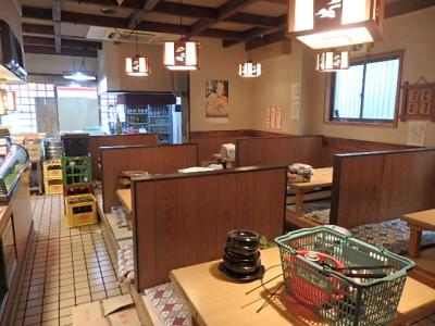 【ロビー】中川6丁目 店舗