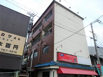 【外観】中川6丁目 店舗