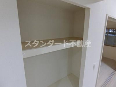 【収納】ルアナ北梅田