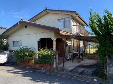 【外観】鳥取市桜谷中古戸建て