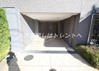 【駐車場】パークホームズ新宿若松町