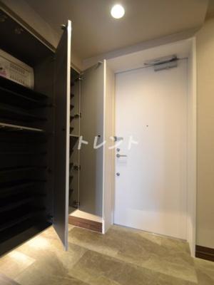 【玄関】パークホームズ新宿若松町