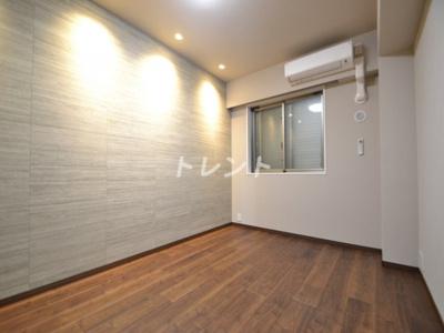 【寝室】パークホームズ新宿若松町
