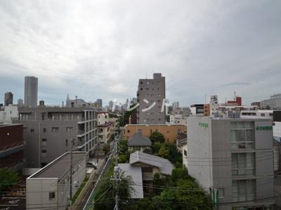 【展望】パークホームズ新宿若松町