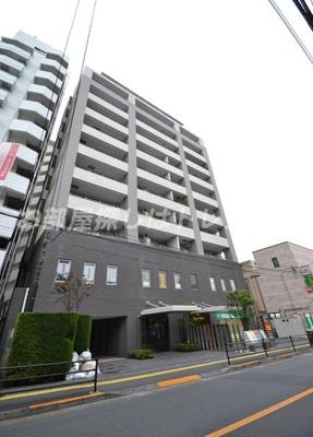 【外観】パークホームズ新宿若松町