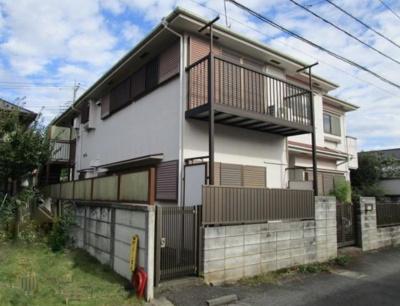 【外観】コーポ高崎