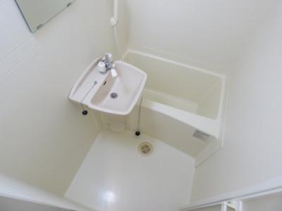 【浴室】レオパレスマノワール