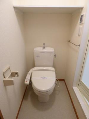 【トイレ】レオパレスマノワール