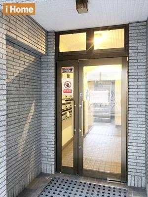 【エントランス】サンコート住吉駅前