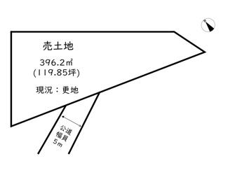 【土地図】姫路市西今宿1丁目/売土地
