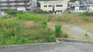 【前面道路含む現地写真】姫路市西今宿1丁目/売土地