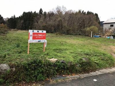 【外観】高島市マキノ町沢1655 売土地