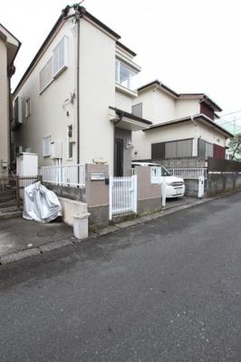 【外観】散田町二丁目戸建
