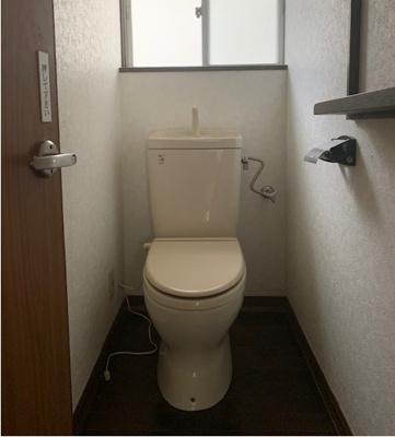 【トイレ】姫路市夢前町前之庄/中古戸建