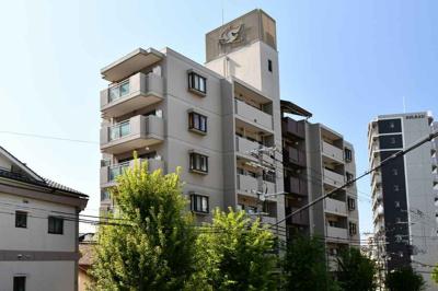 【外観】ストークマンション野田阪神