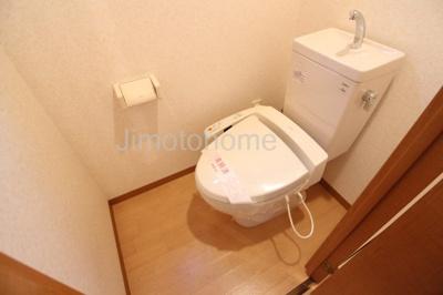 【トイレ】ライフステージ365 4号館
