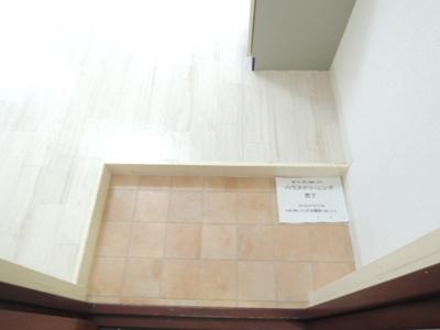 【玄関】プレアール背戸口