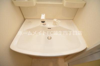 【独立洗面台】プラチナコート