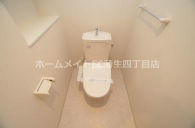 【トイレ】プラチナコート