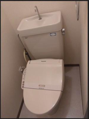 ソイ・コート幕張のトイレ