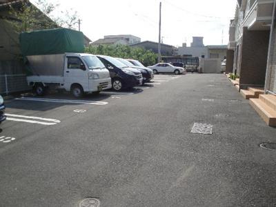【駐車場】アルカンシエルN・