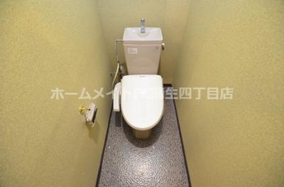 【トイレ】クレセントコート