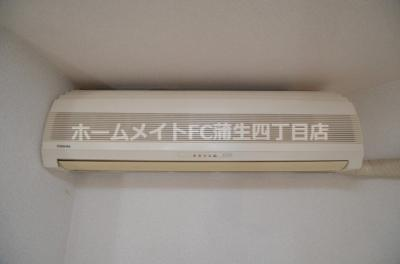 【設備】クレセントコート