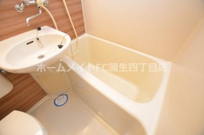【浴室】プレアール千林大宮