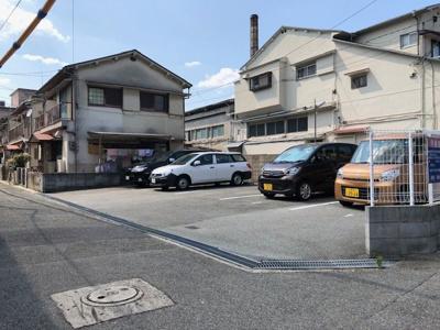 【外観】中央町駐車場(極楽湯南側)