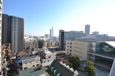 【展望】日神デュオステージ新宿若松町