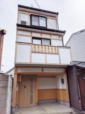 【外観】京都市南区東九条柳下町