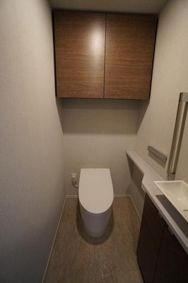 【トイレ】プレミスト天神赤坂タワー
