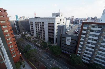 【展望】プレミスト天神赤坂タワー